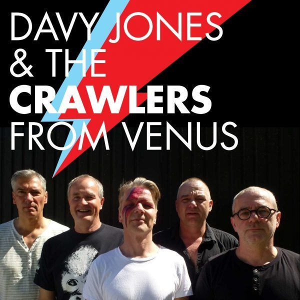 Davy Jones and the Crawlers from Venus
